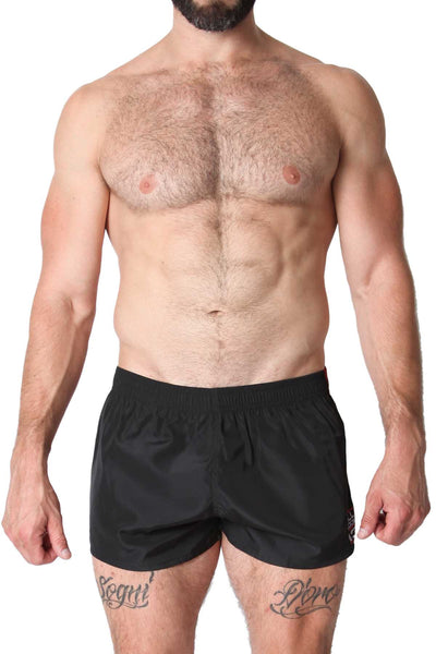 CellBlock 13 Black Street Walker Surf Short - CheapUndies.com