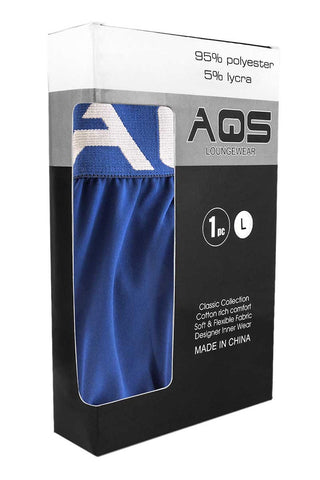 AQS Blue Lounge Pants