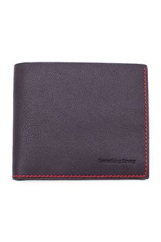 Something Strong Charcoal Something Worthy Wallet