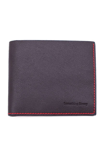 Something Strong Charcoal Something Worthy Wallet - CheapUndies.com