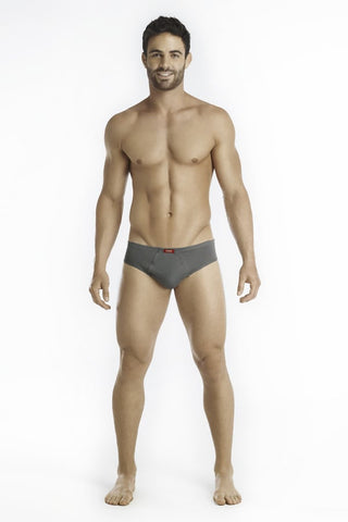 Hawai Grey Basic Sport Brief