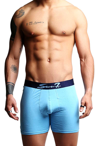 2-Pack Seven7 Baby Blue Boxer Brief - CheapUndies.com