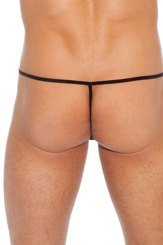 Gregg Homme Pewter Beyond Doubt G-String