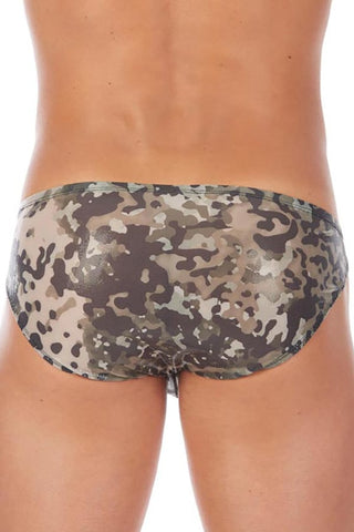 Gregg Homme Camo AWOL Brief