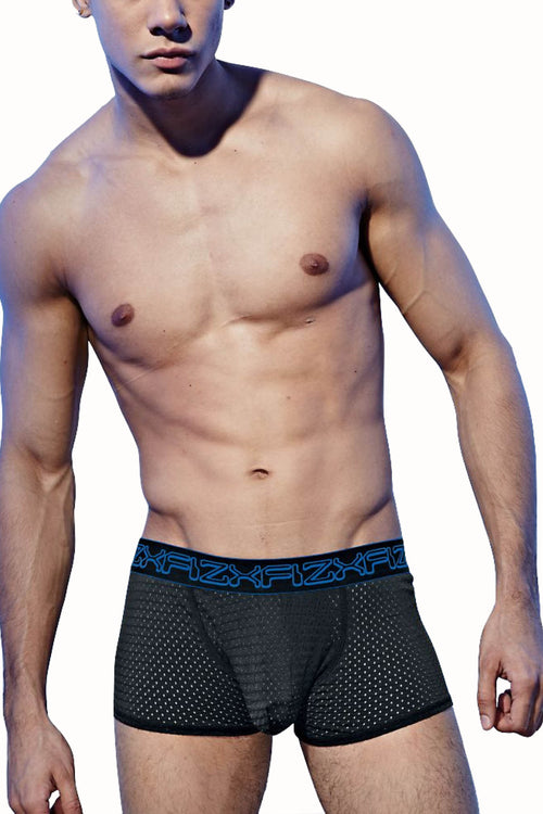 FIZX Black Olympian Trunk - CheapUndies.com