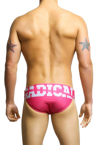 Radical Element Rad Pink Luke Swim Brief