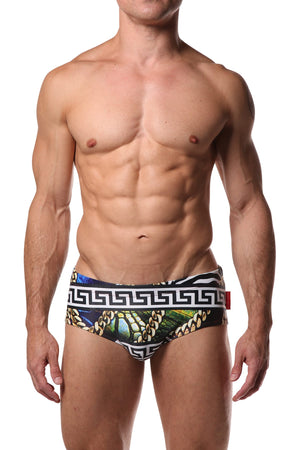 Danny Miami Blueprint Swim Brief