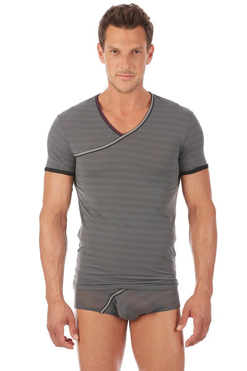 Gregg Homme Grey Foreplay Shirt - CheapUndies.com