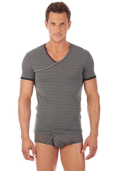 Gregg Homme Grey Foreplay Shirt