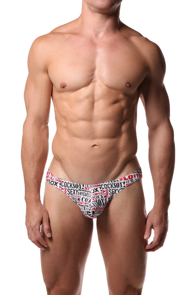 Cocksox Color Decadence Enhancing Pouch Brief - CheapUndies.com