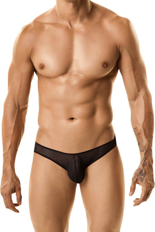 PPU Black Skin Bikini - CheapUndies.com