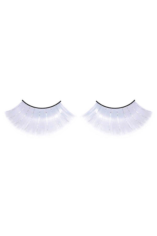 Baci White Glitter Magic Colors Eyelashes - CheapUndies.com