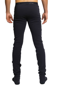 2(X)IST Black Essential Long Underwear