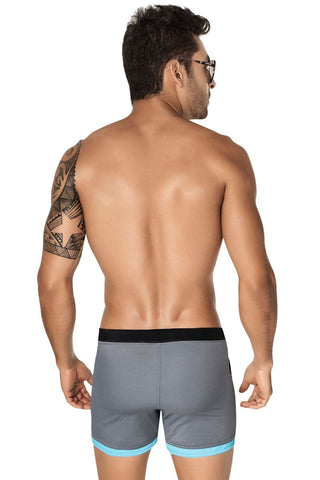 Grey Copacabana Swim Trunk