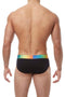 Papi Black Rainbow Brazilian Brief