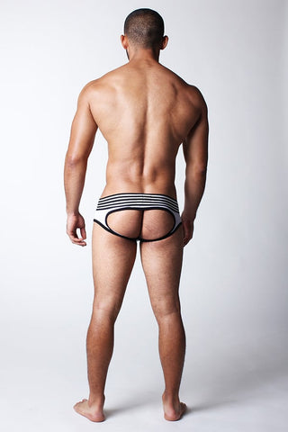 Timoteo White Prizefighter Jock Brief