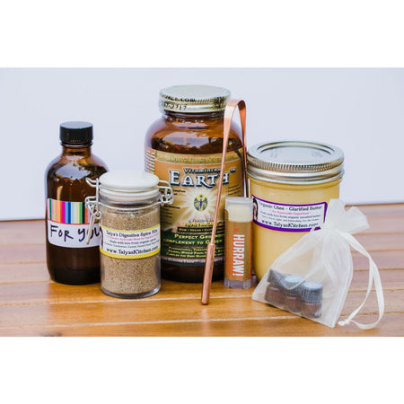 Talya's Basic Cleanse Kit for Fall and Winter Detox