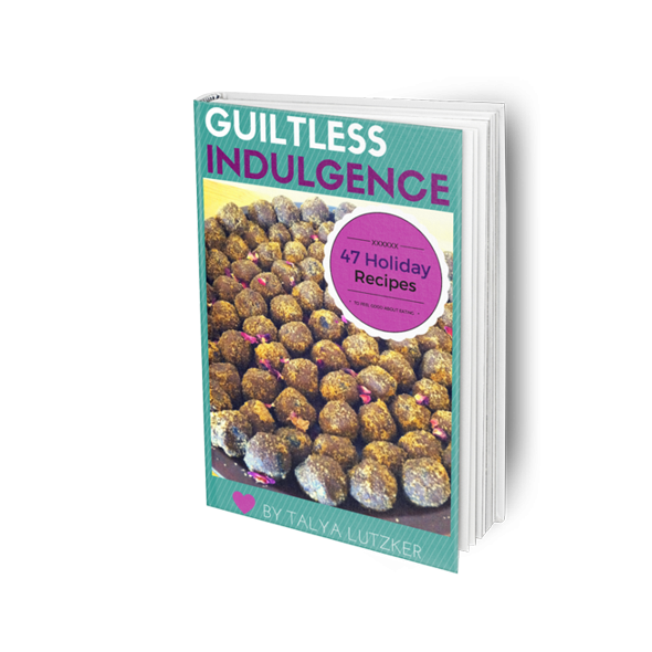 Guiltless Indulgence Dessert E-Book