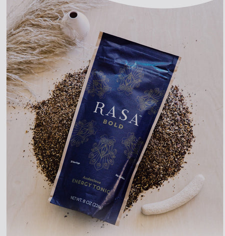 RASA BOLD - Energy Tonic & Coffee Alternative