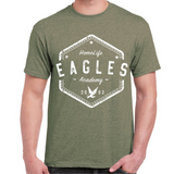 "Unisex ""HLA Eagles"" Graphic Tee"