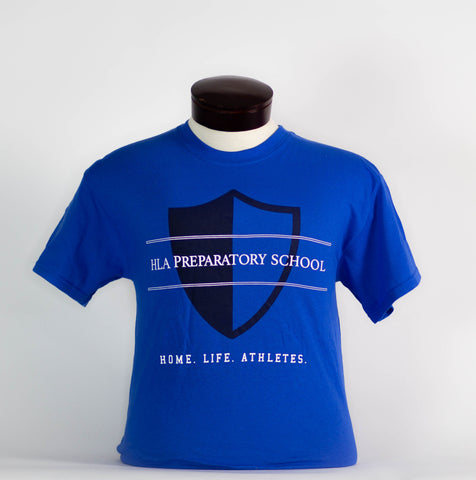 "Unisex ""HLA Preparatory School"" Graphic Tee"