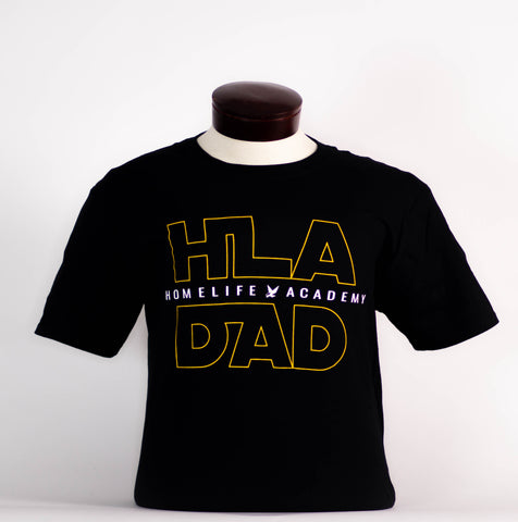 "Men's ""HLA DAD"" Graphic Tee"