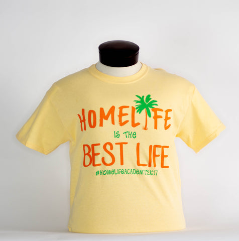 "Unisex "" HomeLife is the Best Life"" Graphic Tee"