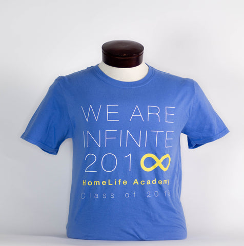"Unisex Senior ""We are Infinite 2018"" Graphic Tee"
