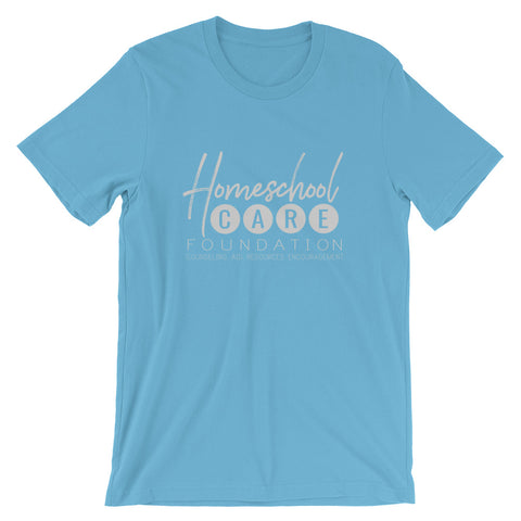 "BES x HCF ""Homeschool CARE Foundation"" Graphic Tee"