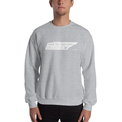"Unisex ""Good Ole Tennessee Homeschoolers"" Sweatshirt"