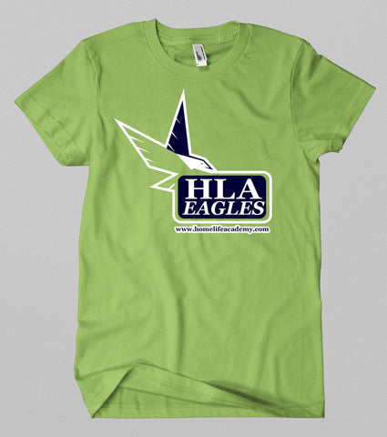 HLA Eagles Shirt - KiWi