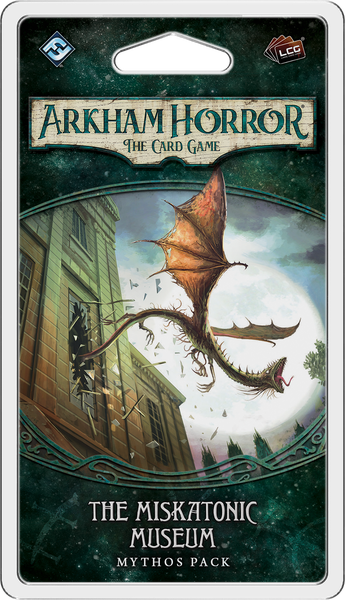 Arkham Horror: The Card Game - The Miskatonic Museum