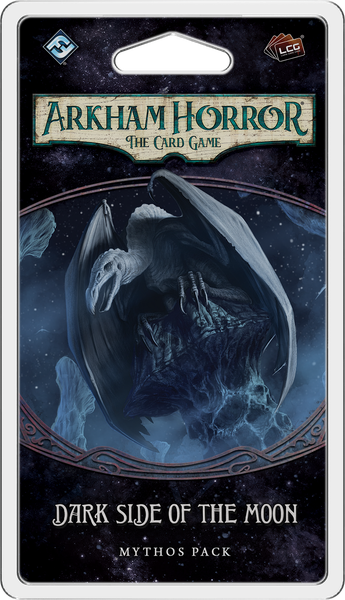Arkham Horror - The Card Game: Dark Side of the Moon (Mythos Pack)