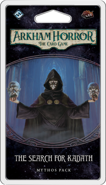 Arkham Horror - The Card Game: The Search for Kadath (Mythos Pack)