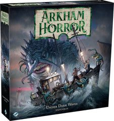 Arkham Horror Third Edition - Under Dark Waves Expansion