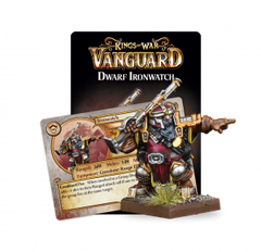 Kings of War - Vanguard: Dwarf Support Pack Ironwatch
