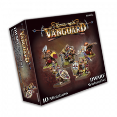 Kings of War - Vanguard: Dwarf Warband Set