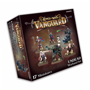 Kings of War - Vanguard: Undead Warband Set