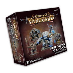 Kings of War - Vanguard: Northern Alliance Warband Set (2020)