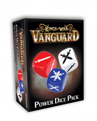 Kings of War - Vanguard: Power Dice Pack