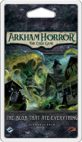 Arkham Horror - The Card Game: The Blob That Ate Everything (Scenario pack)