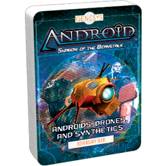The Androids, Drones, and Synthetics Adversary Deck