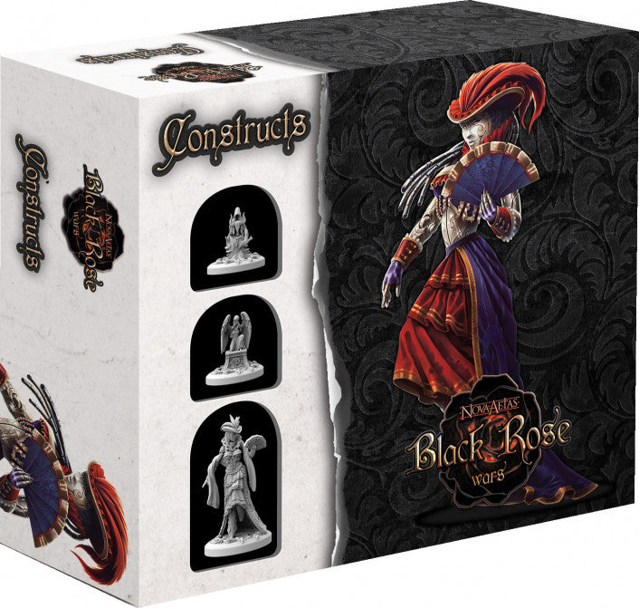 Black Rose Wars - Summoning Constructs Expansion
