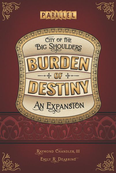 City of the Big Shoulders: The Burden of Destiny
