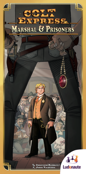 Colt Express: Marshall & Prisoners (expansion)