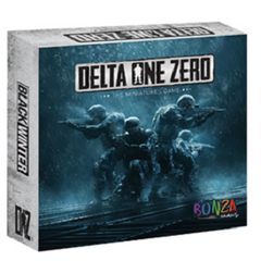 Delta One Zero - Black Winter Starter box set