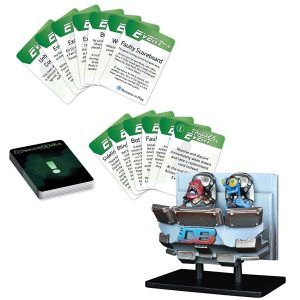 Dreadball - Card Deck Event
