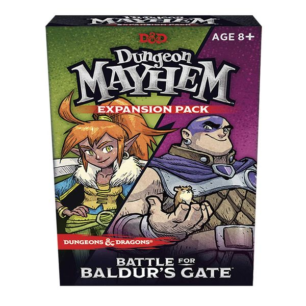 D&D Dungeon Mayhem - Battle for Baldurs Gate (expansion)