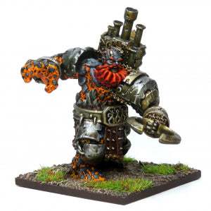 Kings of War - Vanguard: Abyssal Dwarf Support Pack Infernox