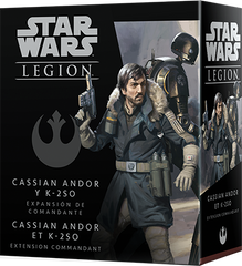 Star Wars: Legion - Cassian Andor and K-2SO Expansion